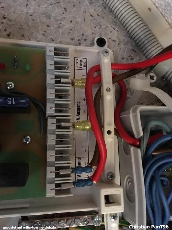 Schaudt Stromversorgungsgerät  CSV 409